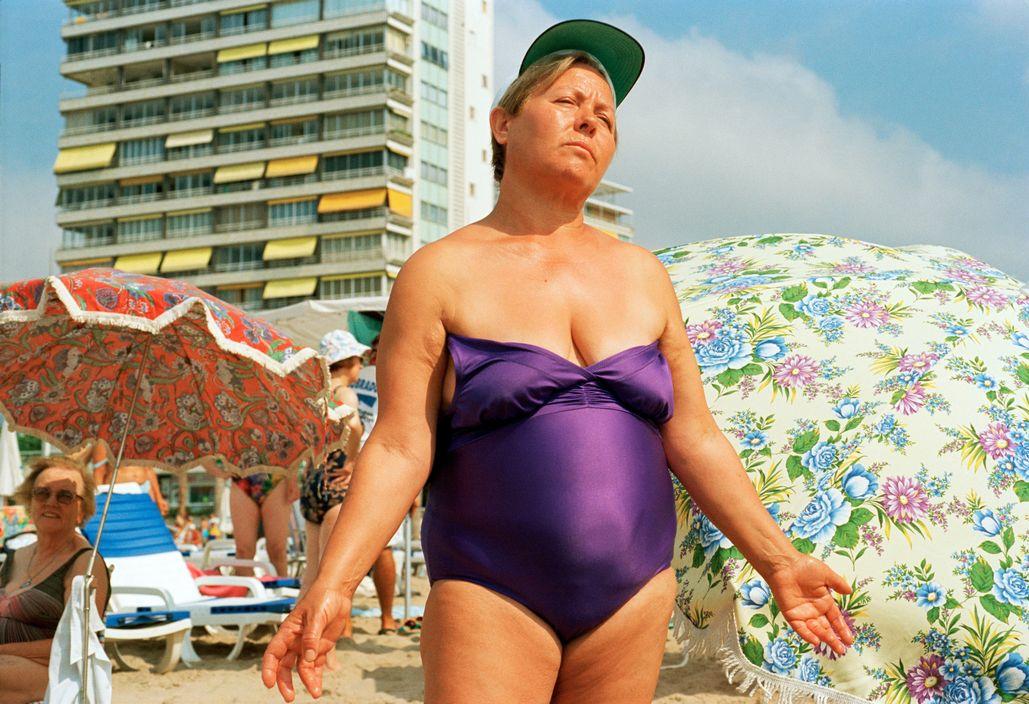 Spain. Benidorm. 1997.